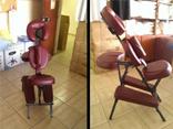כיסא שיאצו חדש מתצוגה
