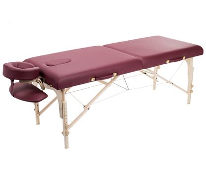 מיטת טיפולים יד שניה דגם ברק מעץ